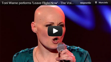 Toni Warne - The Voice UK