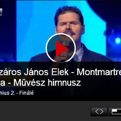 Mszros Jnos Elek &#8211; Finl