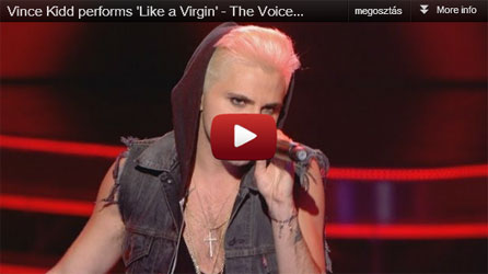 Vince Kidd - The Voice UK