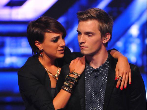 X-faktor 2013 - 2. döntő: Tóth Marci kiesett