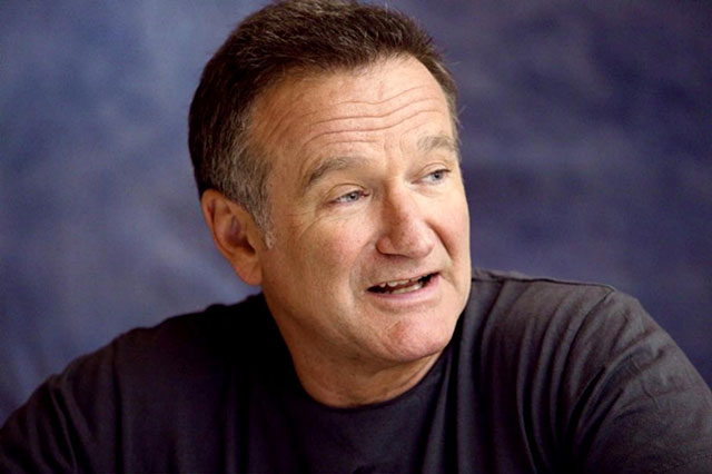 Elhunyt a nagy nevettető, Robin Williams