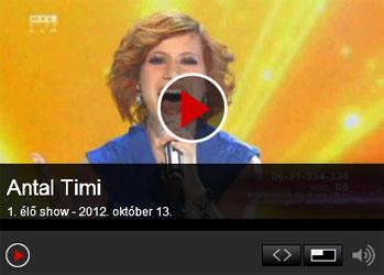 Antal Tímea