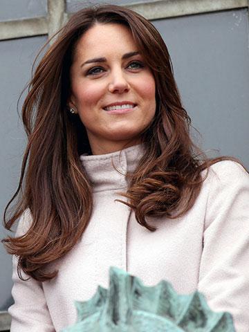 Katalin hercegnő babát vár