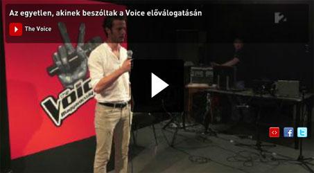 A válogatás kulisszatitkai - The Voice: Magyarország Hangja