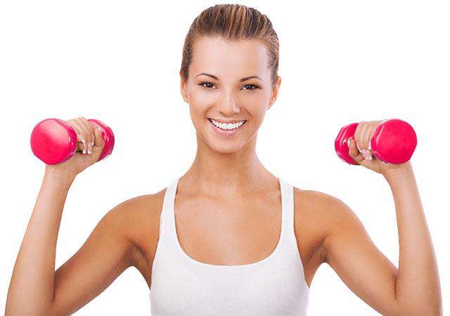 Ilyen jó hatást gyakorol a nőkre a sport