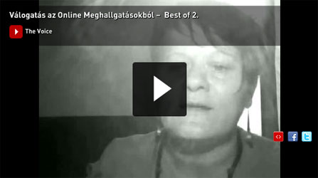 The Voice Online Válogatás videó