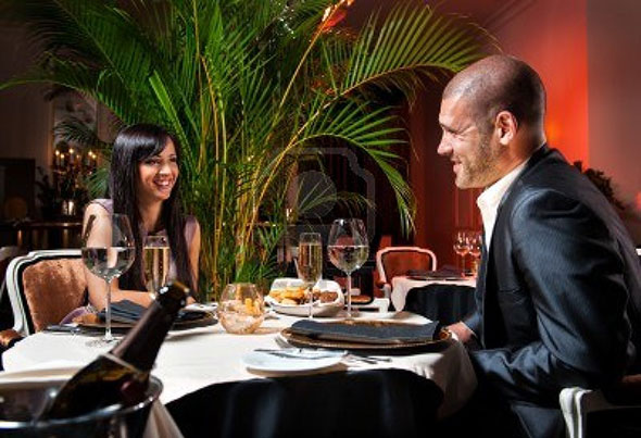 Éttermi randevú