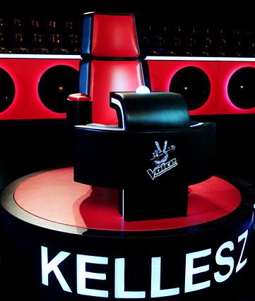 Hamarosan indul a The Voice 2. - Újra 2013-ban is